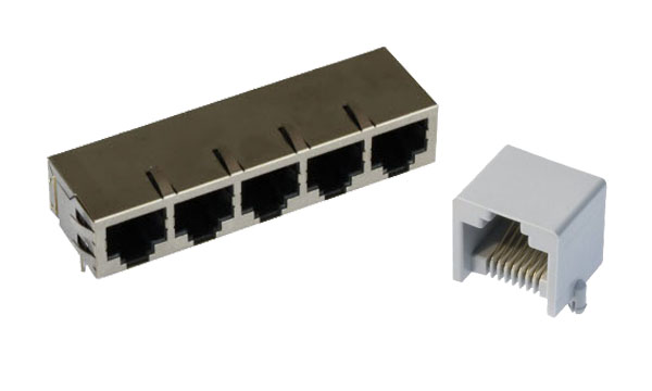 Modular Telephone Sockets